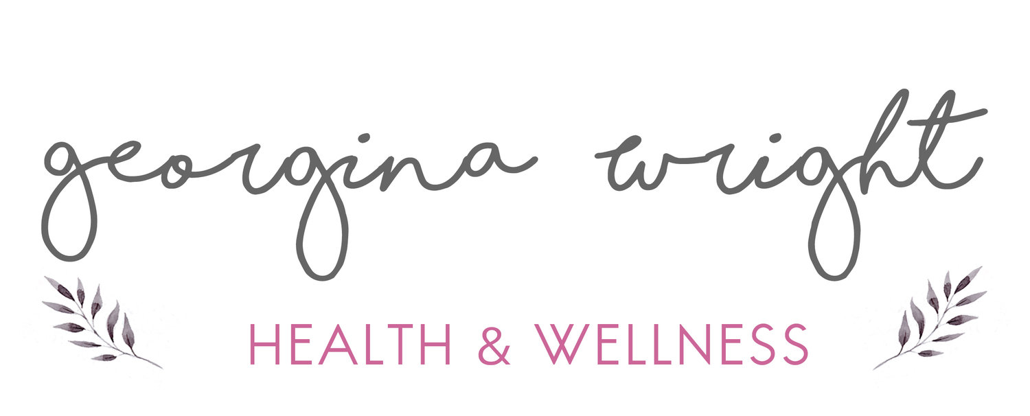 Georgina Wright Health Coach