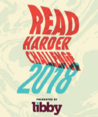 Book Riot Read Harder Challenge 2018