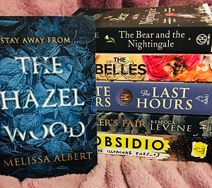 The Hazel Wood, a Feb YA Book Club Pick that I read | 5 stars