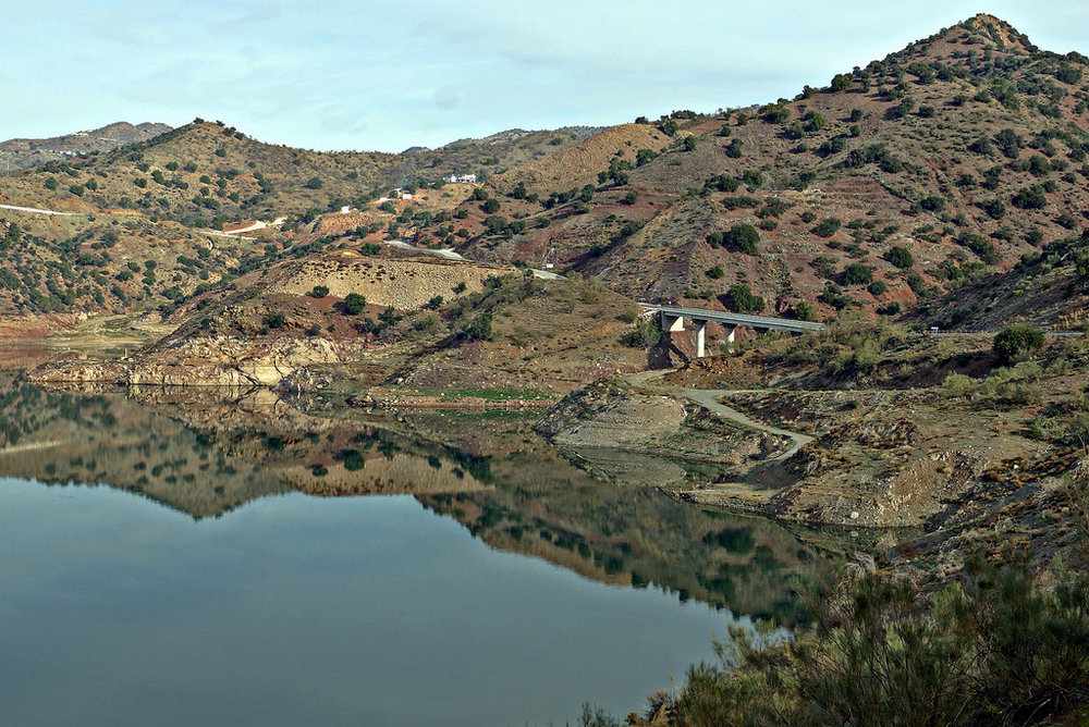 Andalucia road cycling routes
