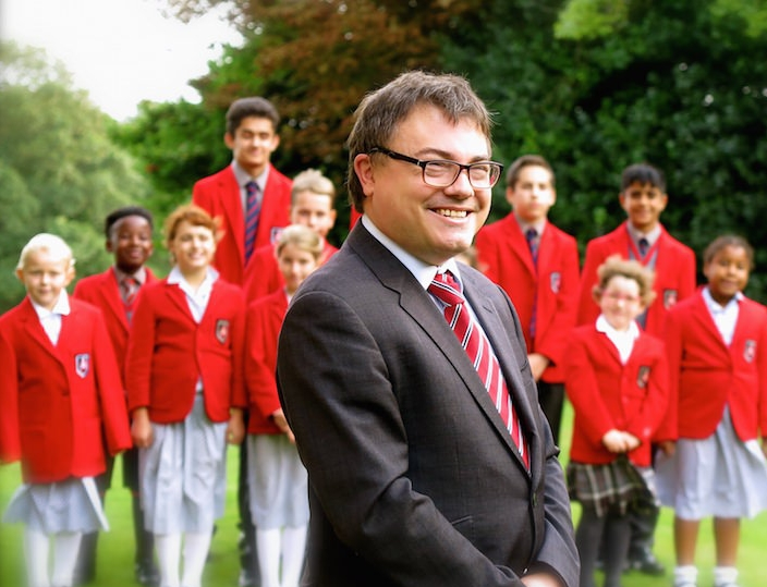 Stuart Douch, Headmaster, Sompting Abbotts Preparatory School