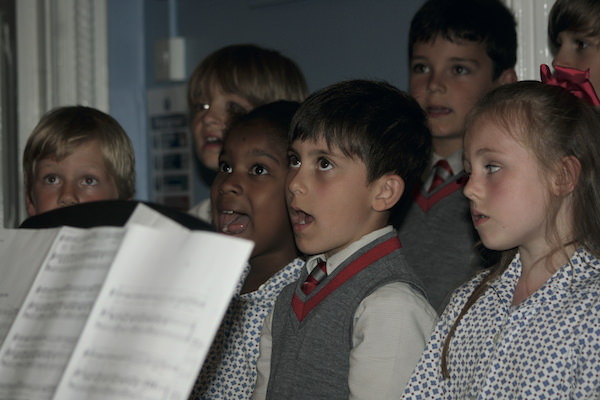 choir children sompting abbotts prep school near hove