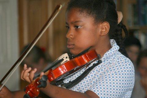 learning music at sompting abbotts prep school near worthing