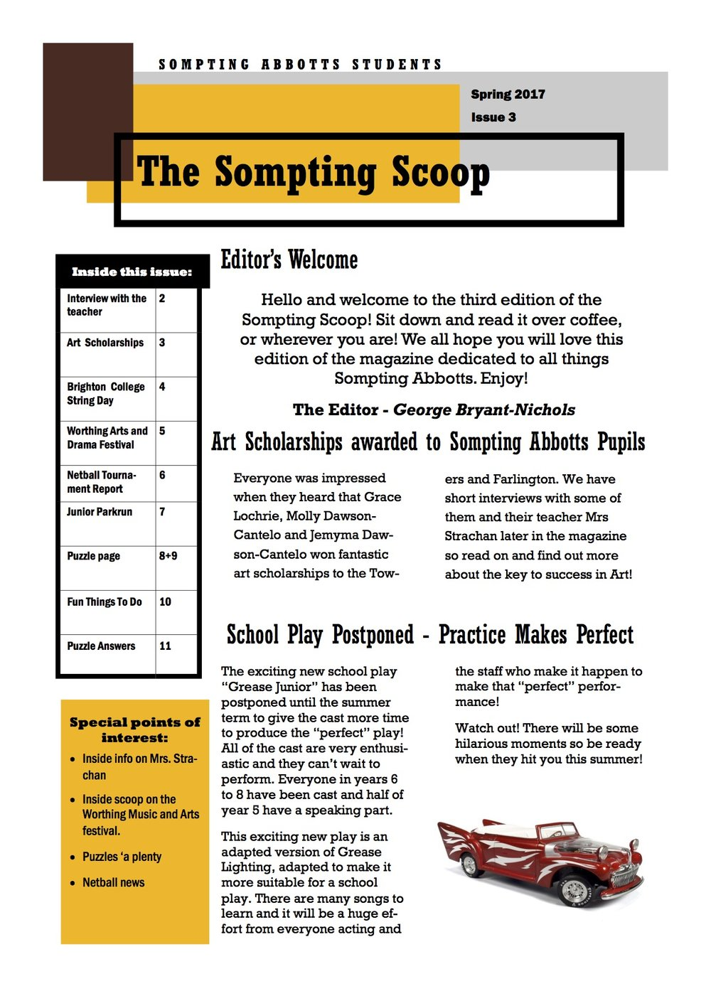 Sompting Scoop - Spring 2017
