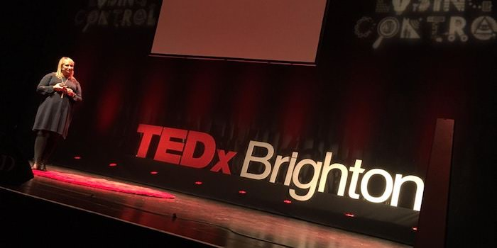 west sussex independent school sompting abbotts is attending TEDx Brighton