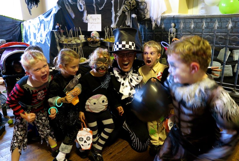 halloween party sompting abbotts private school near worthing