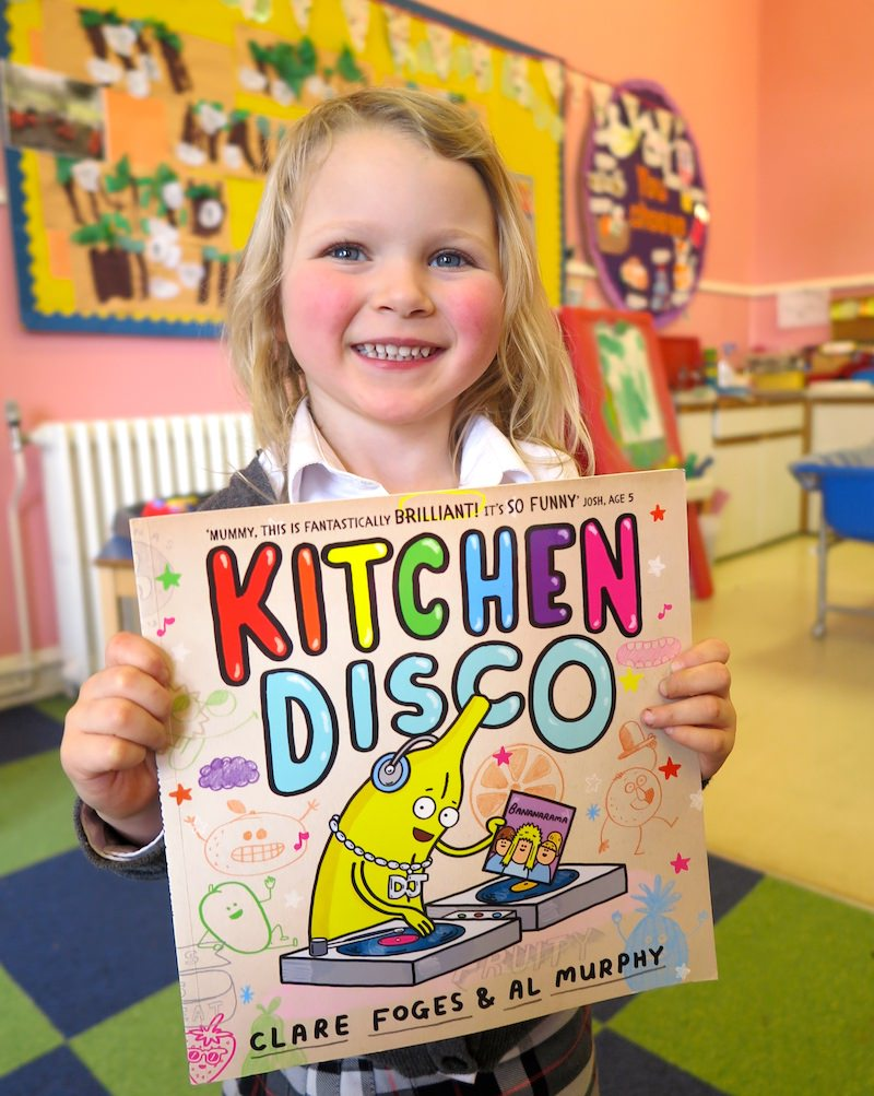 why we love kitchen disco in the pre prep at sompting abbotts school near worthing
