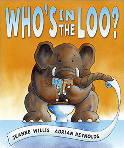 who's in the loo jeanne willis