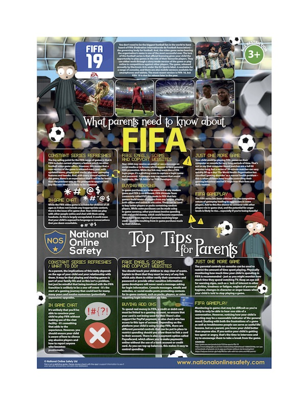 What parents Need to Know About Children's Use of FIFA