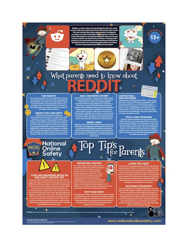 What Parents Need to Know About Children and Reddit