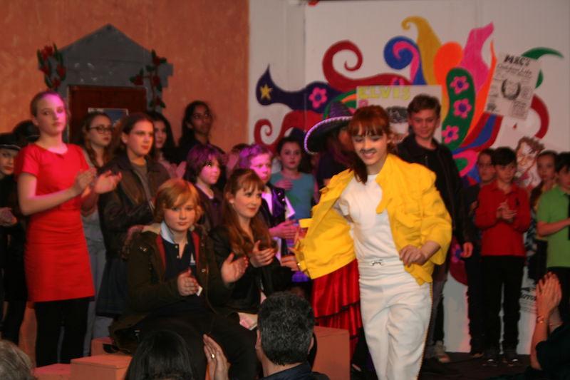 performance at sompting abbotts school