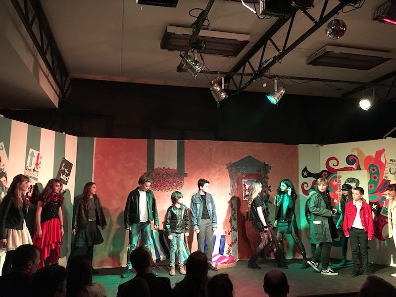 cast school play sompting abbotts