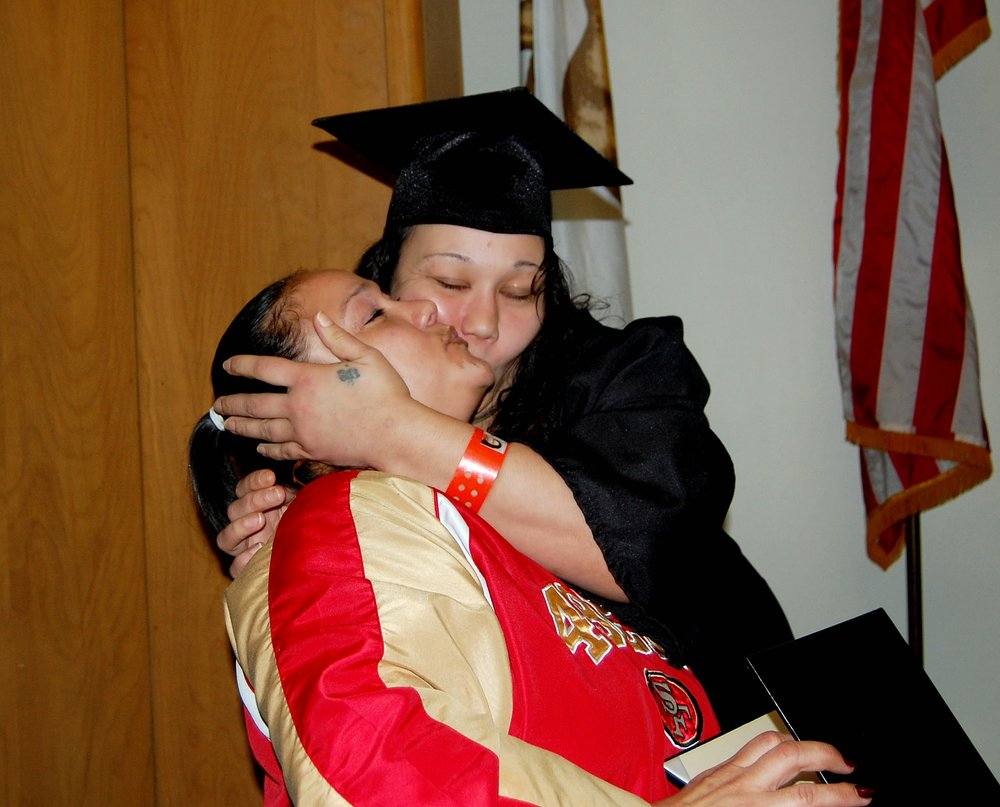 Quintanilla and mom.jpg