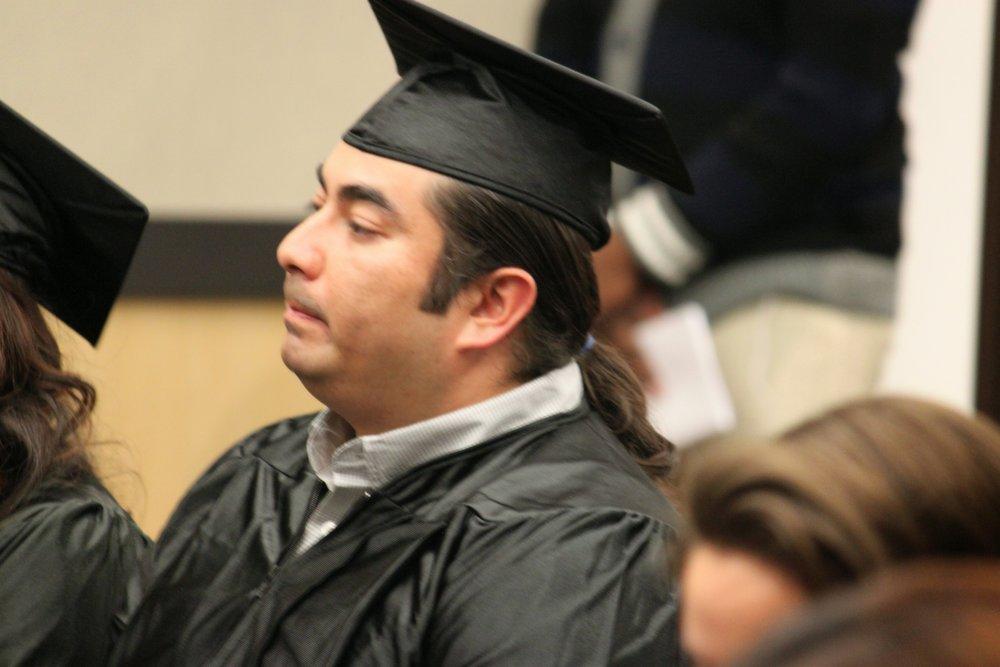 Graduate during ceremony.jpg