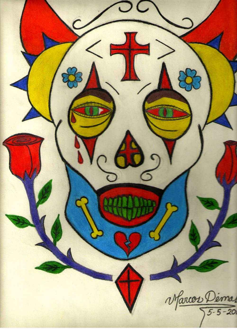 Marcos Dimas_Day of the Dead.jpg