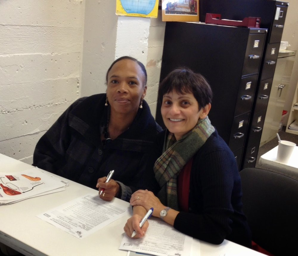 Gloria and student wrc.jpg