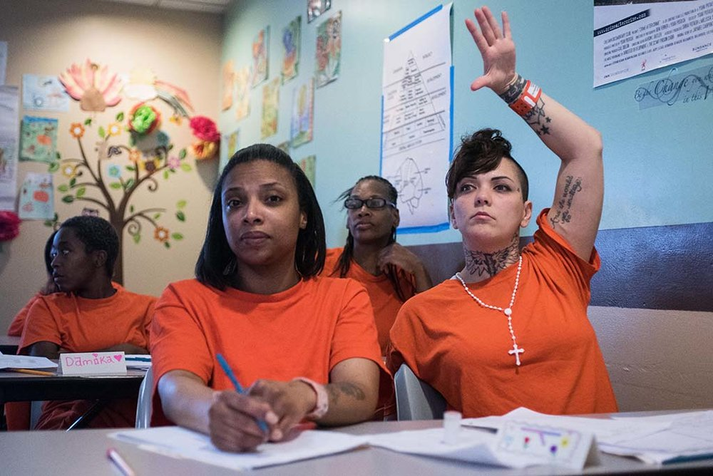 S.F. County Jail offers first... -