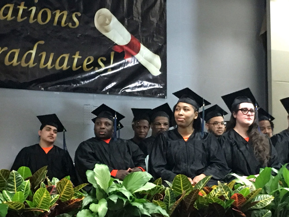 Five Keys celebrates 25th graduation... -