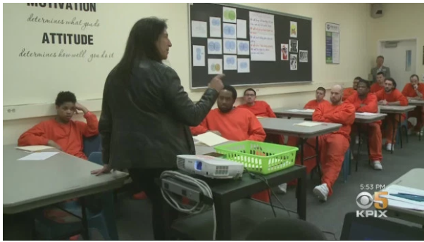Visionary's Programs Transform Inmates' Lives In & Beyond
