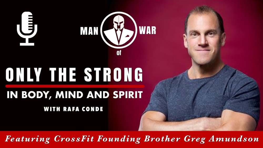 "In this fired up episode we focus on the balance of body, mind and spirit. Our guest is Greg Amundson. This man is a warrior in a multitude of ways. He is a founding athlete of CrossFit and served in the Army and in law enforcement to include SWAT and as a Special Agent (SA) with the Drug Enforcement Administration (DEA) on the Southwest Border.  Greg is also the CEO of Satvana Yoga, Krav Maga Santa Cruz and CrossFit Amundson.Greg was personally mentored in the methodology of CrossFit by the Founder of CrossFit, ""Coach"" Greg Glassman and is an expert in Krav Maga. He has been teaching CrossFit and Krav Maga for nearly two decades.   Greg has been featured in numerous magazine articles including Competitor Magazine, Mens Health, WOD Talk Magazine, Outside Magazine, Inside The Box Magazine, Santa Cruz Good Times, and Police Magazine. Greg is the Fitness Expert for Calibre Press Law Enforcement Magazine and his contributions to CrossFit and the Law Enforcement community have been chronicled in the bestselling books Inside The Box and Learning To Breathe Fire.  Greg is the author of four books, Your Wife is NOT Your Sister, God In Me, Firebreather Fitness and United States Army National Guard: Tips For Success. Greg is also a minister, highly respected lecturer and educator on such topics as Universal Law, Leadership, Warrior Spirit, and Gods Love.  Our conversation with Greg goes deep into the heart of what it takes to achieve harmony of the body, mind and spirit. Greg uncovers key elements that separate the man from the warrior. We go into the mindset which is required to live a warrior life, the physical aspects of forging your body and the essence of building your spirit. Join us in this energetic episode and apply what you learn to your own life.    Greg Amundson Website      Buy Greg's Books      Greg Amundson Podcast      FOLLOW US ON INSTAGRAM!    Social Media:  @gregoryamundson   JOIN THE WARRIOR DEVELOPMENT PROGRAM TODAY!"
