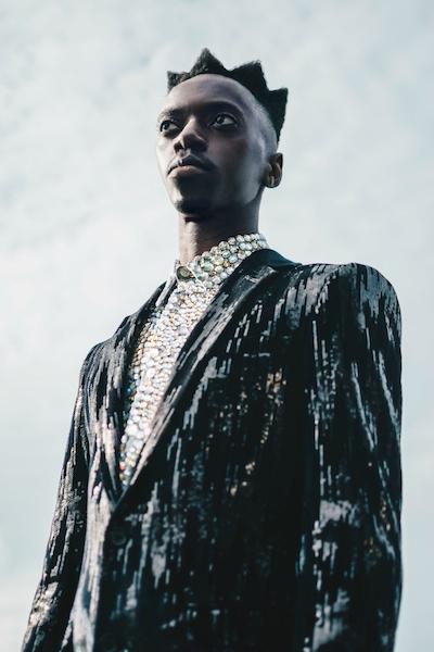 Akeem Adams - Fashion designer, photographer, artist and all-round talent, the works of Akeem.