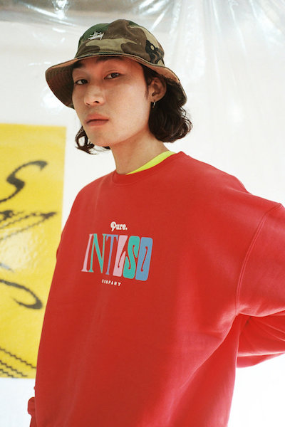 The Internatiiional - Seoul-based streetwear label taking the underground music scene by storm.