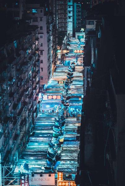 The Poj - Cyberpunk in Hong Kong & Seoul