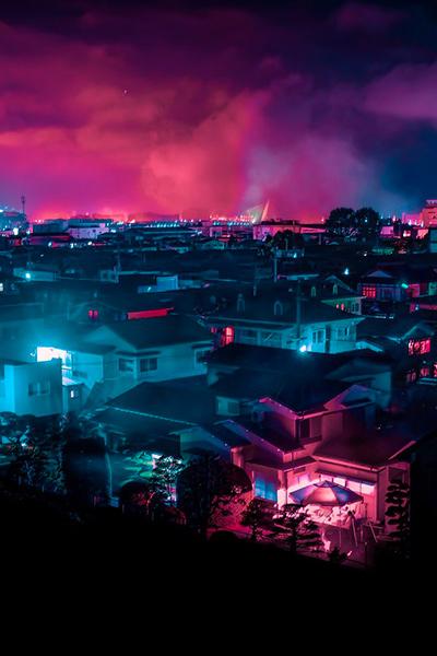 Alex Knight - Cyberpunk Tokyo