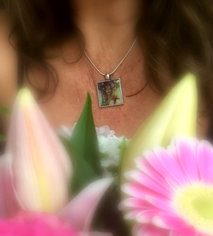 Unique 'Sacred Feminine' Pendants - With a Message from the Mystery