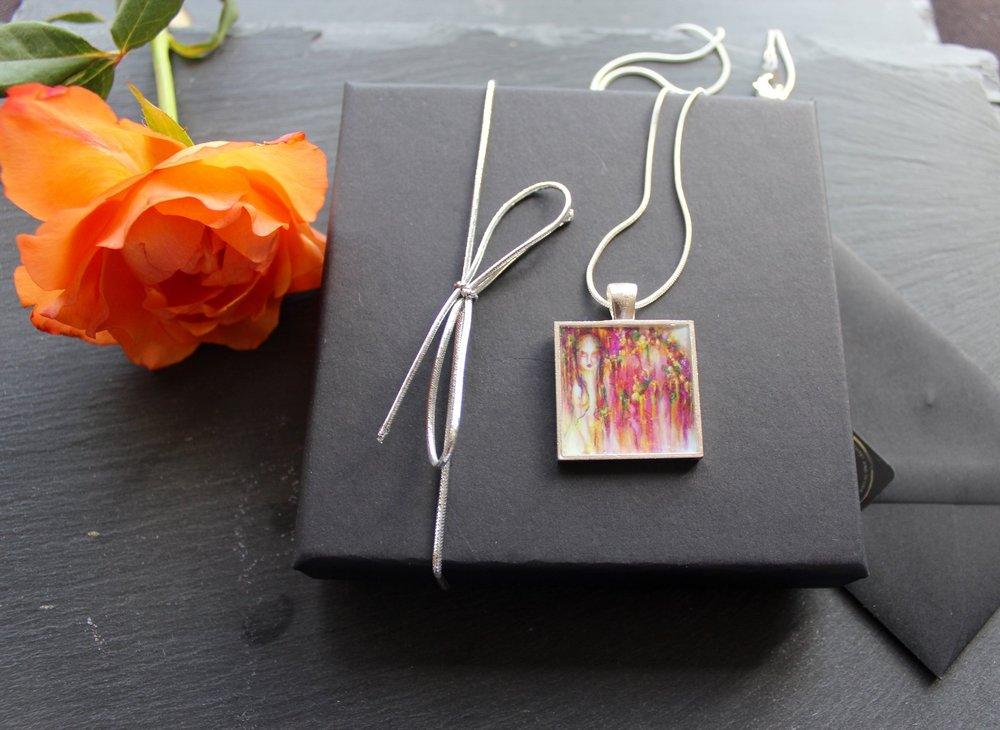Flowering - Sacred Feminine Art Jewellery