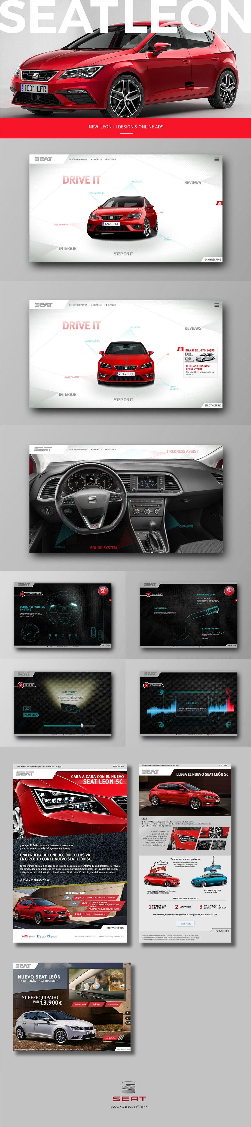 Seat Leon Digital