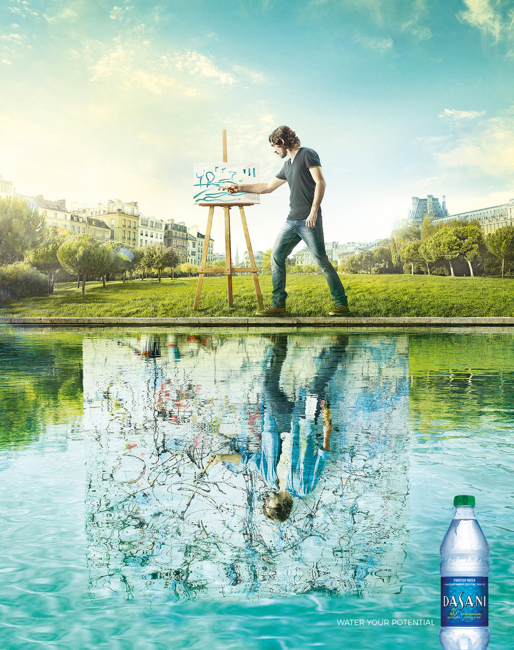 Dasani - Water Your Potential  / McCann Bucharest