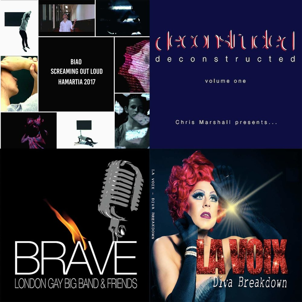 NEW & RECENT MUSIC: PRODUCTIONS & COMPOSITIONS -