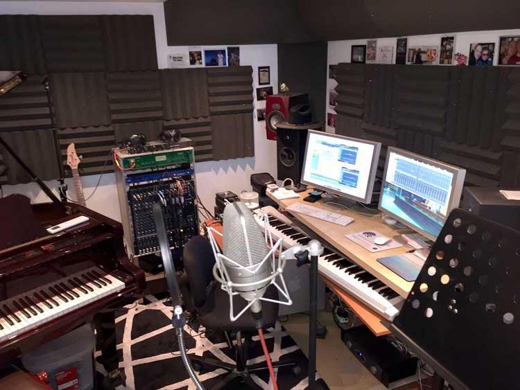 Copy of studio corner