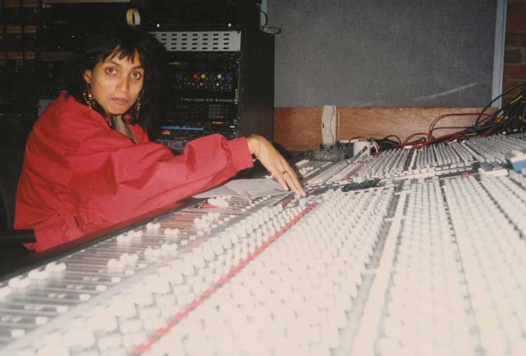 Anjali Dutt at Old Studio 2
