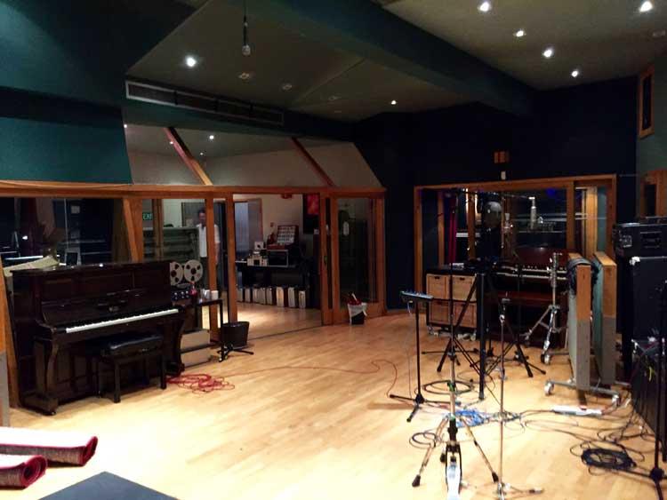 Studio 3 in 2017
