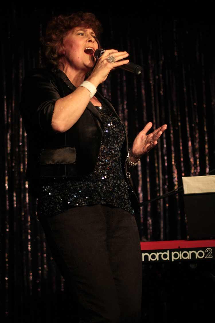 Sarah Moule at RVT 1