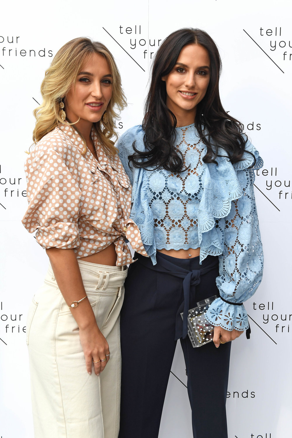 Tiffany and Lucy Watson