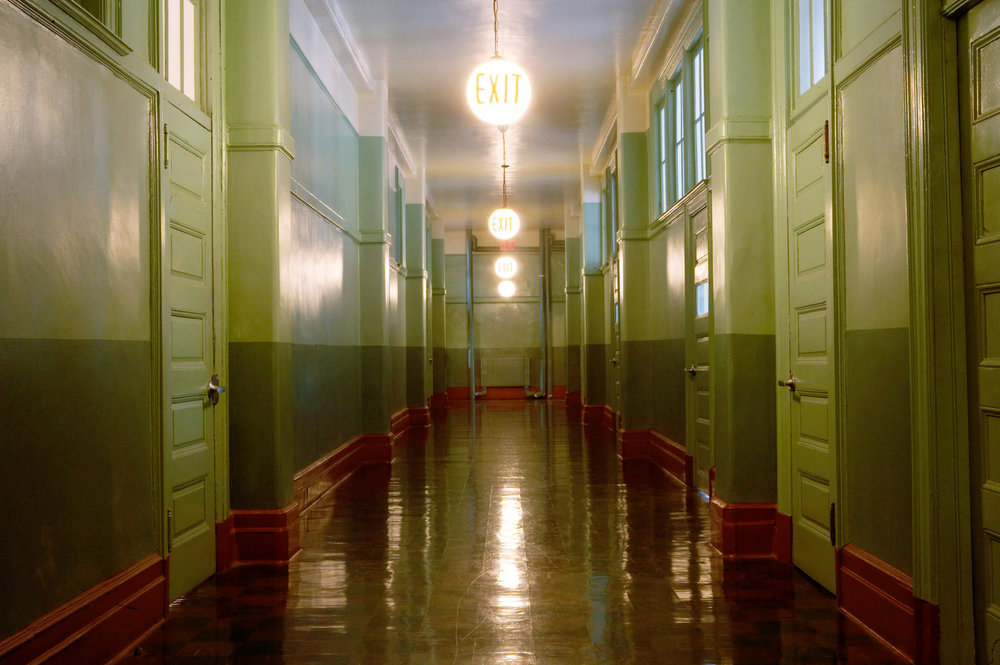 Hallway PS 1 MOMA.jpg