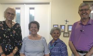 Safety Committee:  Elke Tessnow, Colleen Wilcox, Estela DeLa Fuente, Ron Zink