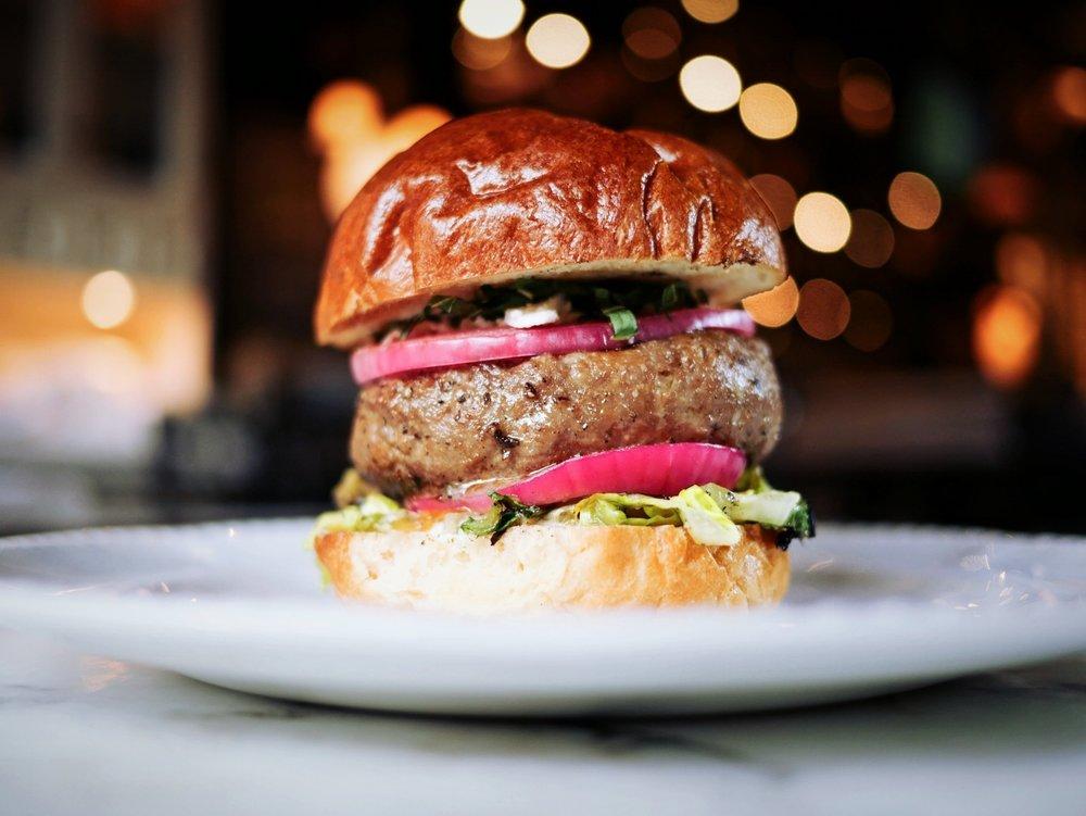 aroma market miami ft lauderdale kosher burger.jpg