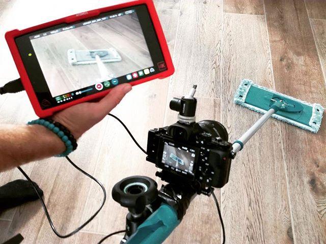 Improvisation championship by our d.o.ps  #setlife #filmmaking #commercial #filmgrip #sonyalpha #atomosassassin #arri #kinoflo