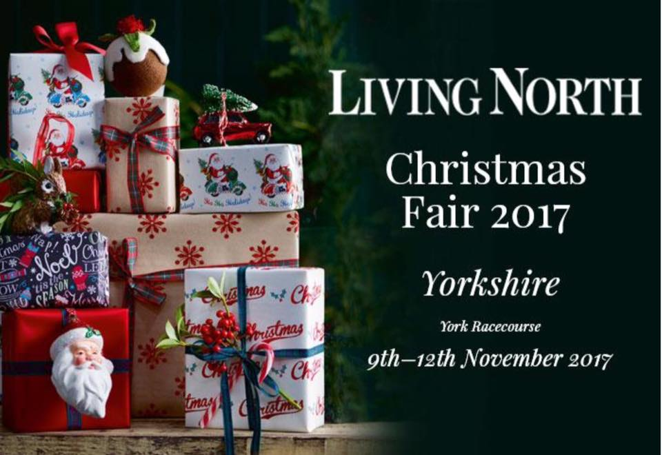 Living North Christmas Fair - York - 2017Stall - KV Artist Blacksmith