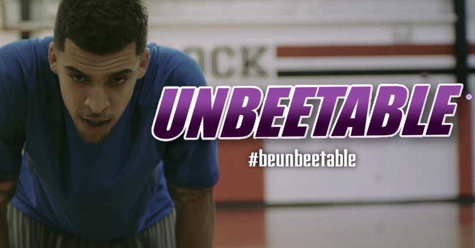 Unbeetable improves athletic performance!