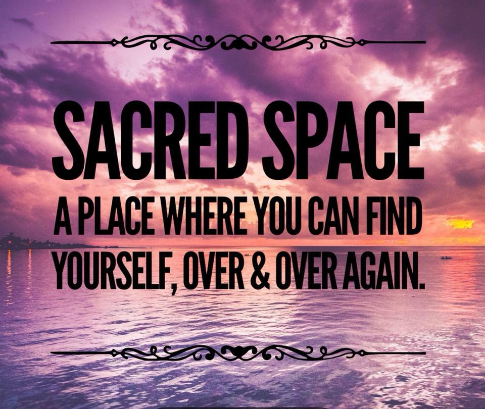 Sacred Space Holistic