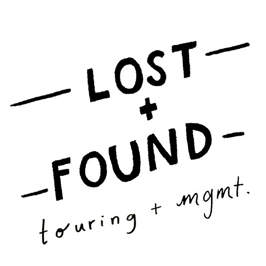 Lost + Found Touring and Mgmt.