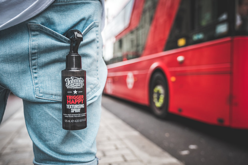 photography product barber London