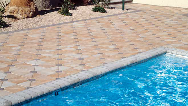 - Pool Coping/ Stair Bullnose