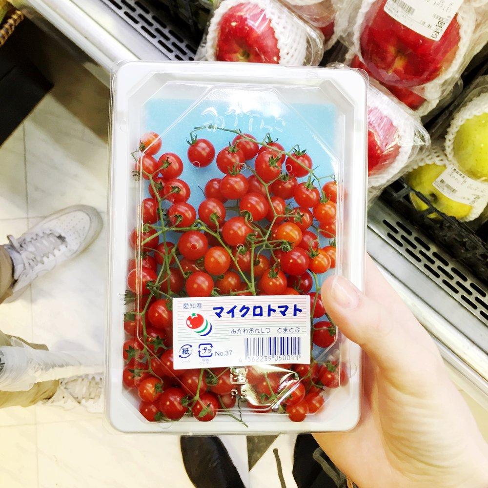 Baby Cherries