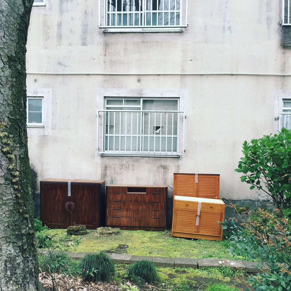 Backstreet furniture